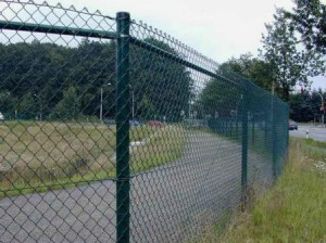 Ограда стадиона