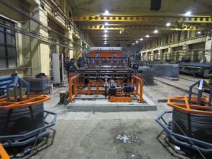 Производство сварочной сетки