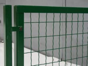 Секционный забор из армсетки