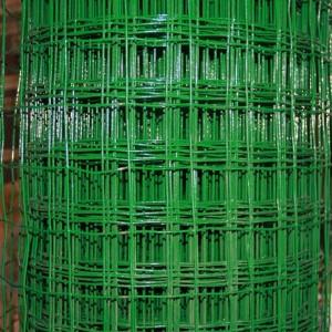 Сетка заборная сварная с покрытием ПВХ