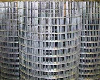 Сварная сетка для передней части клетки бройлеров